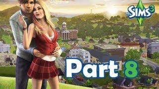 De Sims 3 Part 8 - Ow mijn god!! Michael, what the f*ck!! Jij kan ook echt helemaal niks!!