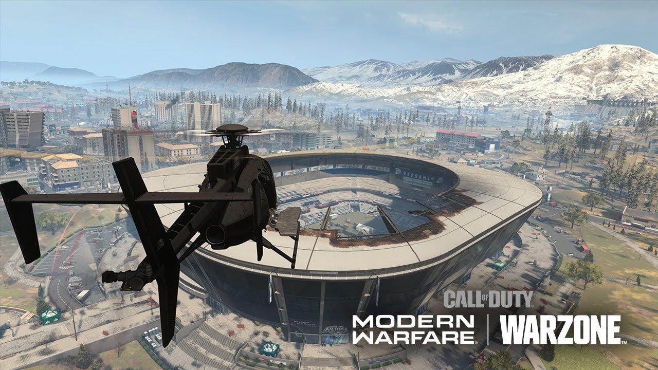 《決勝時刻®:現代戰爭》與《現代戰域》- 官方第 5 季預告片