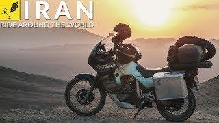 Iran. Motorbike Around the World - Episode 8