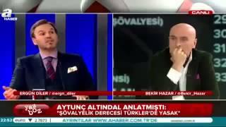 Yaz Boz & Türkiye'de Mason Faliyetleri & 11 Nisan 2015 & Tek Parça