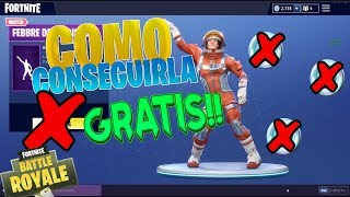 HOW TO GET ANY FREE FORTNITE GESTO!! | FORTNITE