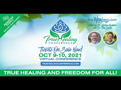 True Healing Conference: The New Biology |  Veda Austin Promo