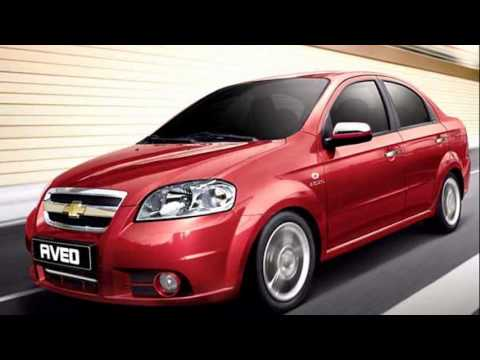 Chevrolet Aveo Review Youtube