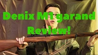 Denix M1 garand review!