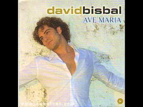 david bisbal ave maria mp3 download