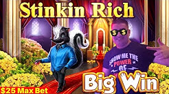 Stinkin Rich Slot Machine $25 Max Bet Bonus - BRAZIL Slot Machine $10 Max Bet Bonus | NEW SLOT BONUS