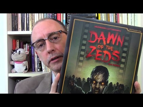Dawn of the Zeds, Third Edition playthrough 1/3