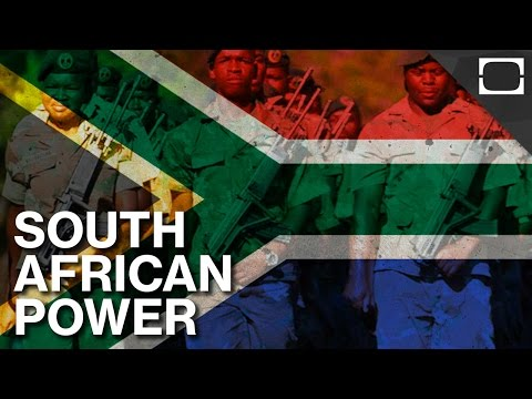 How Powerful Is South Africa?