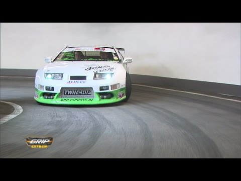 画像: Hollywood-Mythos: Parkhaus-Drift - GRIP EXTREM 4 - RTL2 youtu.be