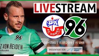 RE-LIVE: Hansa Rostock vs. Hannover 96