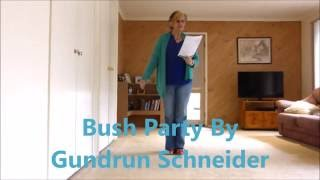 Bush Party -  Line Dance   By G. Schneider  (Teach) by Annemaree