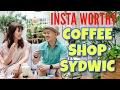 Sydwic Cafe Kuliner Bandung - Scandinavian Style Coffee Shop Instagenic - Myfunfoodiary