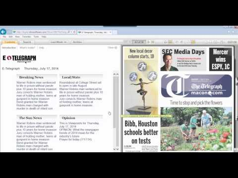 The Telegraph Digital Newspaper Macon, GA