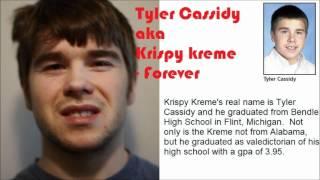 Krispy Kreme is Tyler Cassidy- Forever + Download link