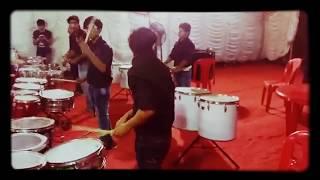 Spj melody beats in vasai palghr haldi show 26/11/15