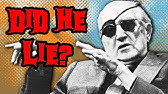 Did Fritz Lang Lie About Escaping Germany?