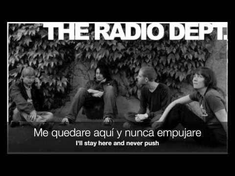 The Radio Dept. - Strange Things Will Happen (Sub Esp/Eng)