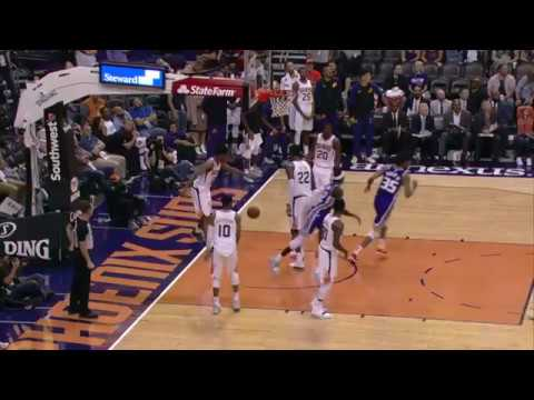 NBA PS  Sacramento Kings vs Phoenix Suns   Oct 1,  2018