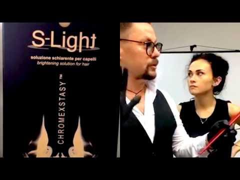 Учебное пособие; Скотч для волос и S Light VITHA