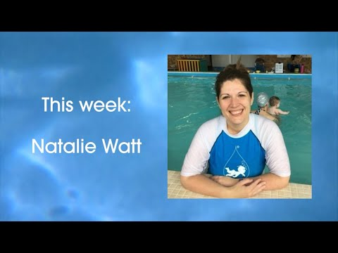 Meet the Team | Meet Aquatots Teacher Natalie