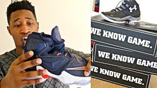 Whats In The Box Ep. 1 | Unboxing From Champs Sports ! Shoe Vlog