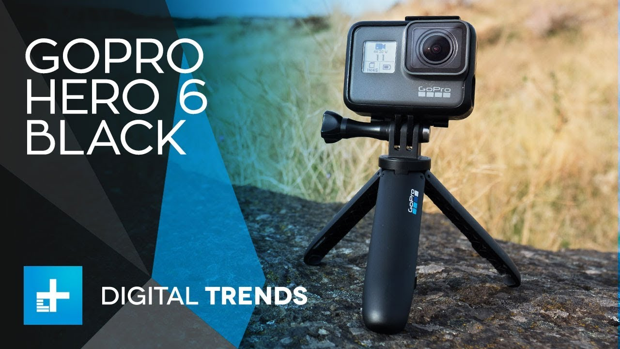 GoPro Hero 6 Black – Hands On Review