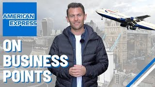 The UK's Secret Points Currency | British Airways On Business Points