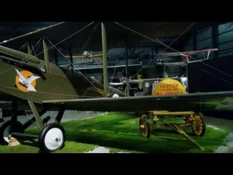 Военные самолеты 30-х годов.Национальный музей ВВС США (штат Огайо) г. Дэйтон. часть 2