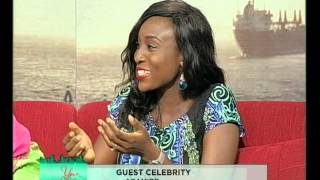 Celebrity Friday: Interview with Aramide
