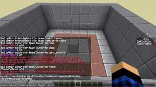 [1.8.7] Vanilla Minecraft Command Block Server Tutorial - Ranks