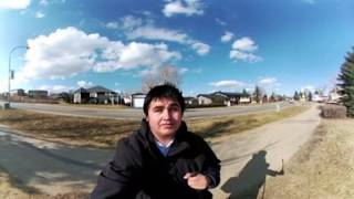 360 Thursday Cranna Lake #360Video #Alberta #Canada