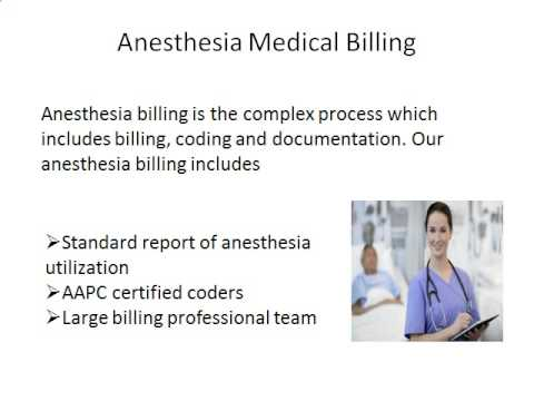Anesthesia Billing Services Florida
