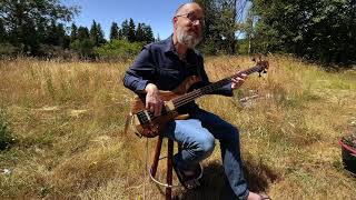 Aaron Gibson: Leaving Tennessee - Solo Bass