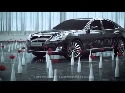 Hyundai Centennial Certified by You Challenge  Blind parking Test
