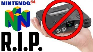 Nintendo Has No Plans for an N64 Classic
