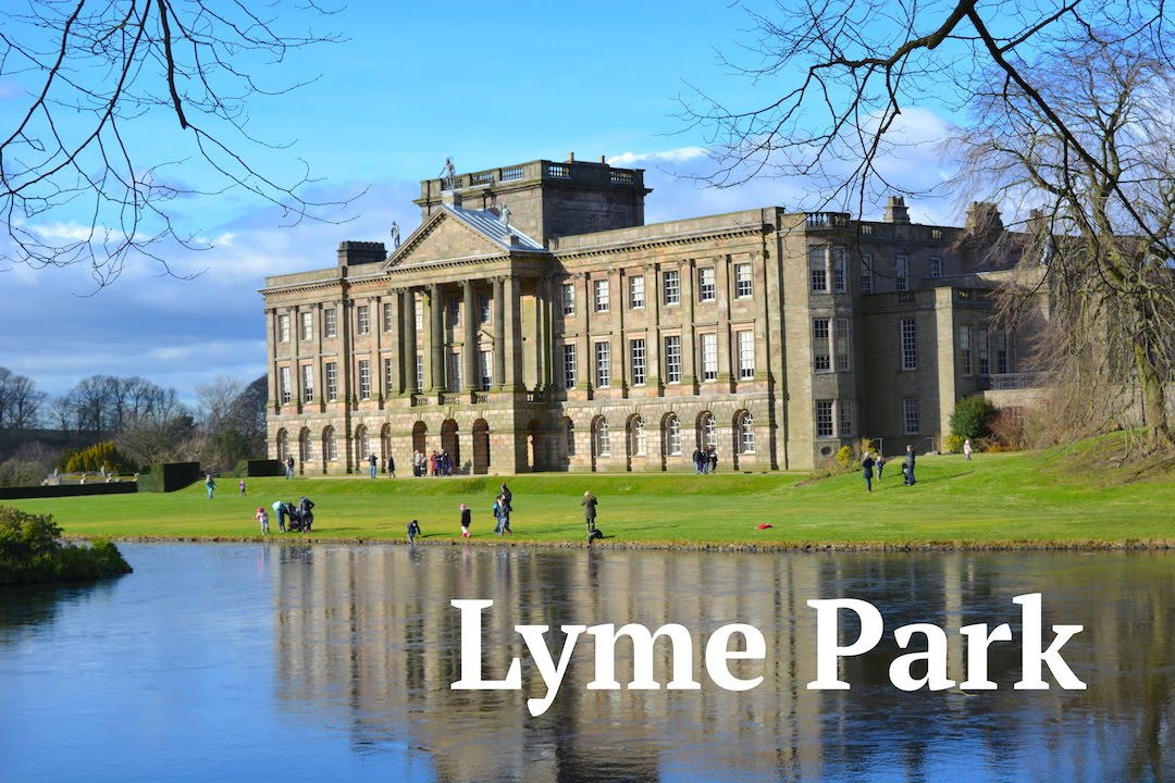 Lyme Park - Great Plac...