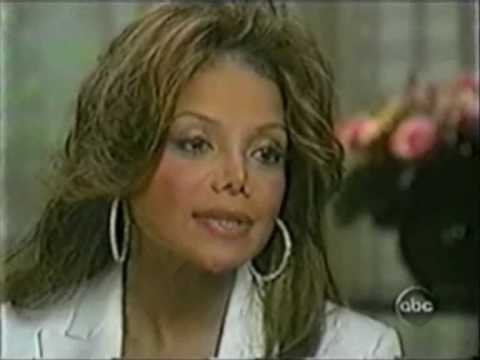 La Toya Jackson Interview 2005 (Part 2)