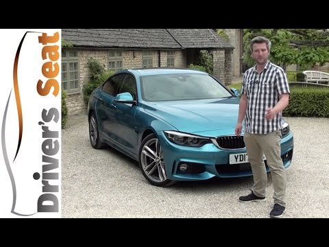BMW 4 Series Gran Coupe 2017 Review | Driver's Seat