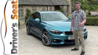 BMW 4 Series Gran Coupe 2017 Review | Driver