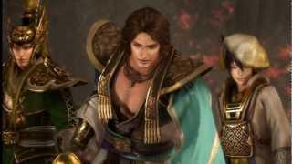 Warriors Orochi 3 Movie - Temporal Fissure