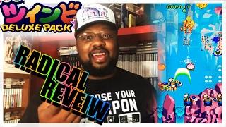 Pop'n TWINBEE YAHOO! deluxe pack (yahoo review)