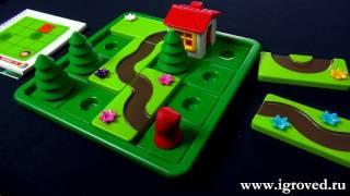 Красная Шапочка и Серый волк. Обзор настольной игры-головоломки от Игроведа