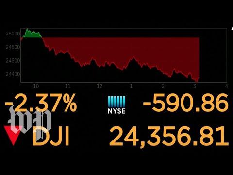 Dow Jones live feed