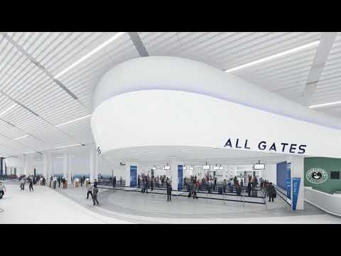 Charlotte Douglas International Airport - Terminal Lobby Expansion