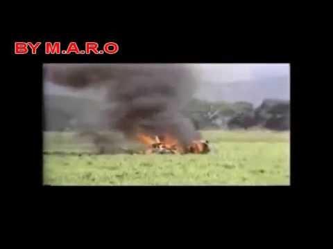 Derribo de un ov 10 bronco por un f 16 block 15 durante en golpe de estado de 1992