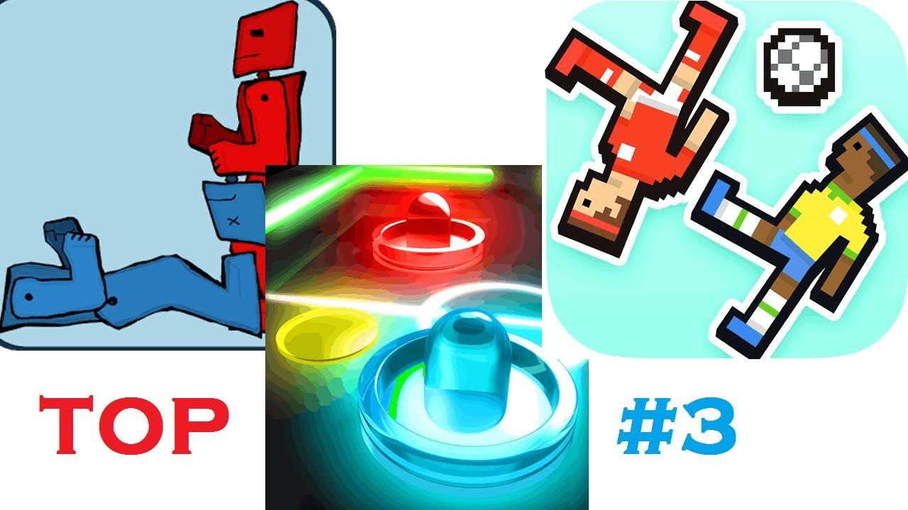 Top 3 Buenos Juegos 2 Jugadores Para Android Youtube