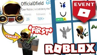 LE DOMINUS VENARI!!! 'LIVE REACTION' (Roblox Ready Player One EVENT)