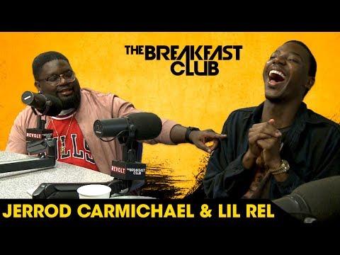Jerrod Carmichael & Lil Rel Talk Carmichael Show Season 3 & More