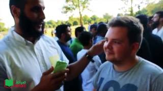 funny interview x rated bible verses    br mohammed hijab