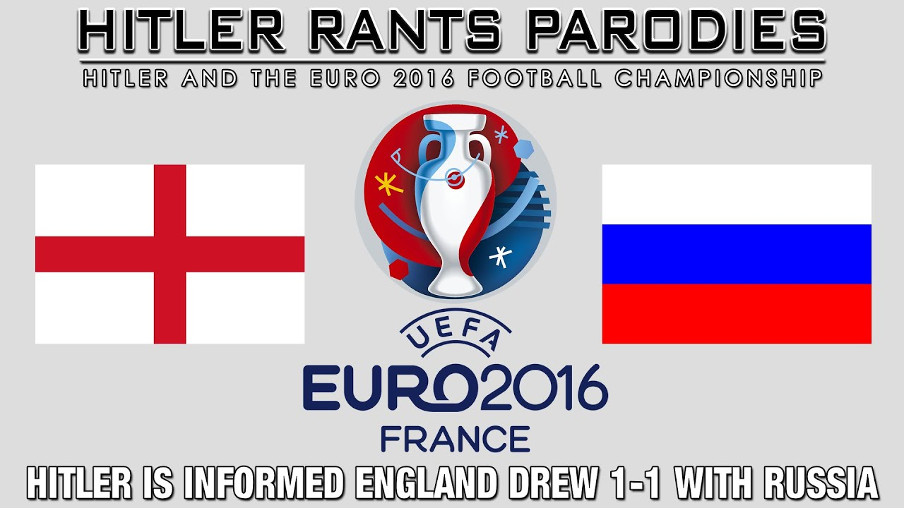 Hitler is informed England drew 1-1 with Russia